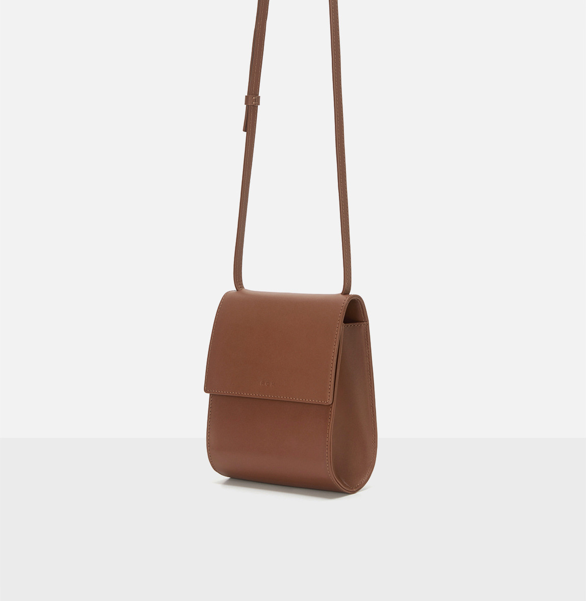 Pochette crossbody bag Smoky Tan