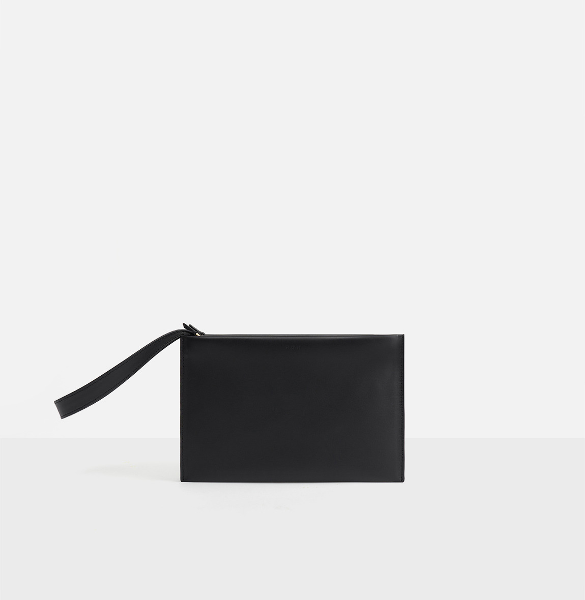 Double clutch bag Black