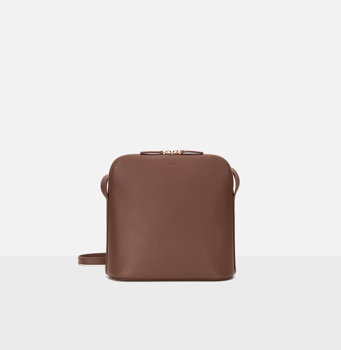 Around L medium shoulder bag Smoky Tan