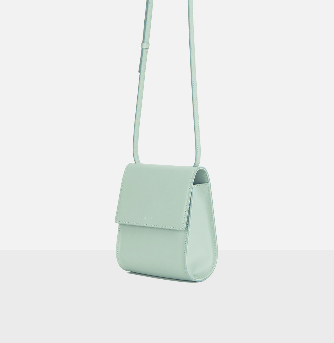 [20SS NEW]Pochette crossbody bag Dusty Mint