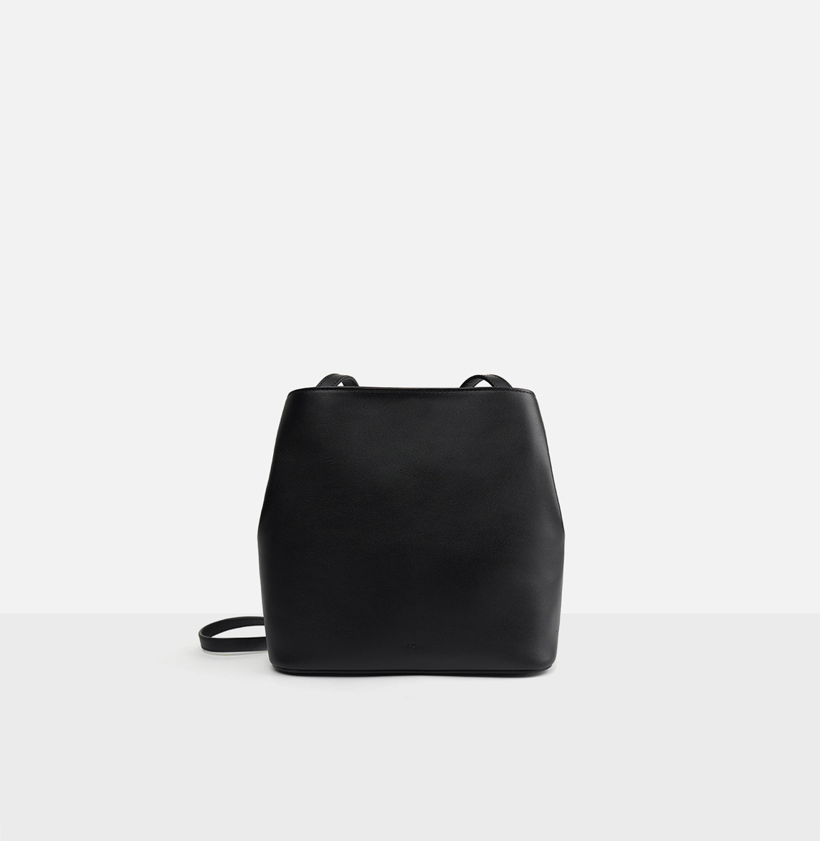 [20SS NEW]Aline Medium Shoulder bag Black