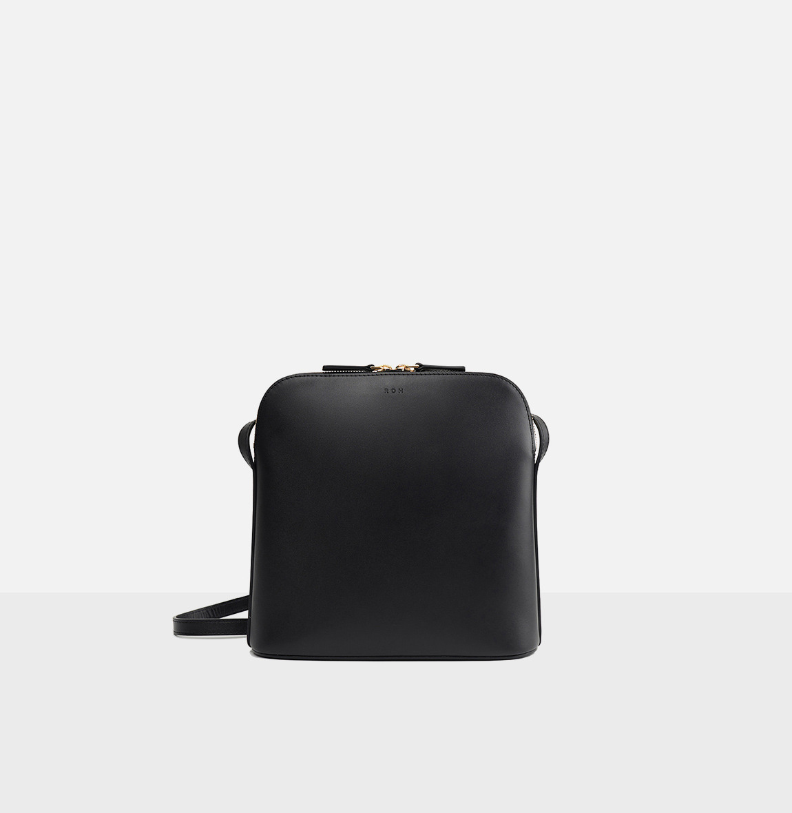 [20SS NEW]Around L medium shoulder bag Black